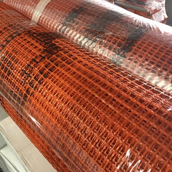 Georete Glasvezelnet - Mechanische verankering Flagstones